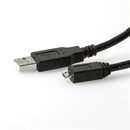 CU-B30-030: USB cable Micro B very high quality 30cm