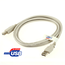 50831: USB cable AB AWG28-1P AWG24-2C certified 2m