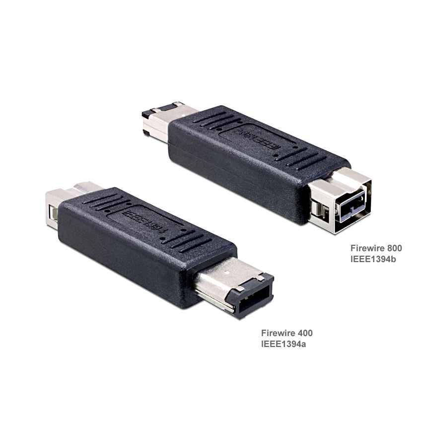 Adapters | Firewire 400 cables & adapters | Firewire cables + IEEE ...