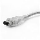 CF-66-010: Firewire 400 cable 6-to-6 pin 1m PREMIUM Quality