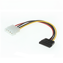 C-I-195: SATA power adapter, length about 15cm