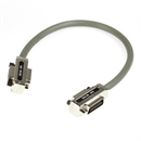 C-IEEE488-00: Short IEEE 488 bus cable GPIB 2x C24 male/female 50cm