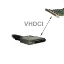 CS-VH-010-M: SCSI cable LVD-SE VHDCI to HP-DB68, metal plugs, 1m