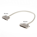 CS-106-05: SCSI cable HP-DB68 to HP-DB50 50cm