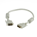 CD-DD-005: DVI cable DVI-D 24+1 male-male DUAL-LINK 50cm