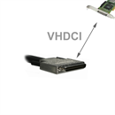 CS-VH-020-M: SCSI cable LVD-SE VHDCI to HP-DB68, metal plugs, 2m