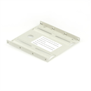 "K-611-U: HDD mounting adapter 2.5"" to 3.5"" metal + screws"